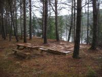 Moore Reservoir Campsite
