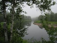 Nulhegan River, near confluence with Connecticut